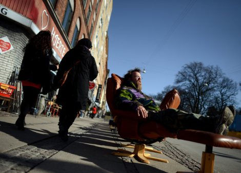 AU Professor: Denmark's welfare system works