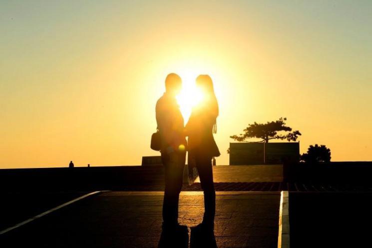Far away, but still together
