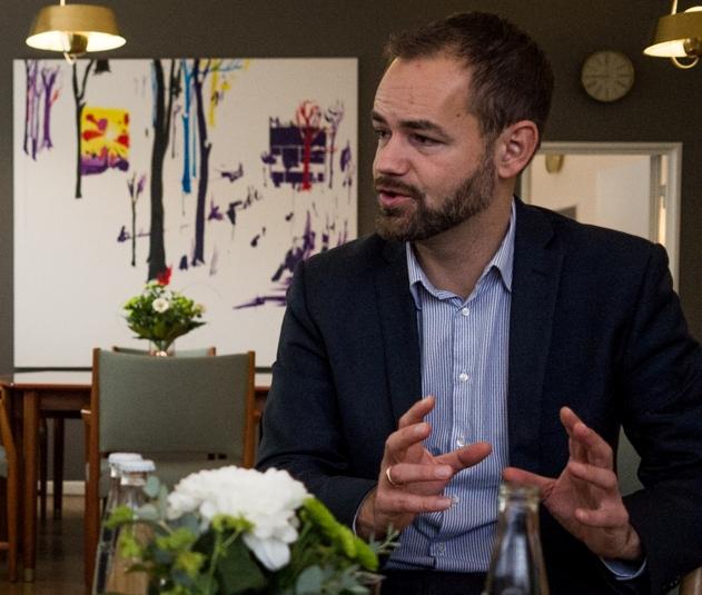 Interview with Mayor Jacob Bundsgaard