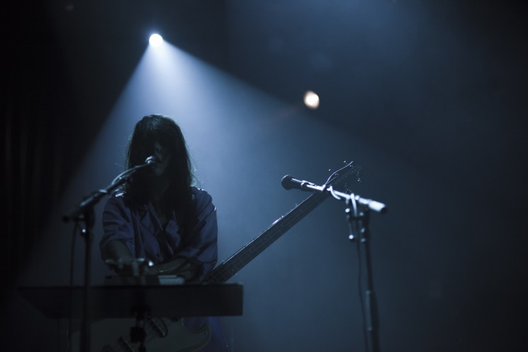 Julia Holter's eccentric gig at Voxhall