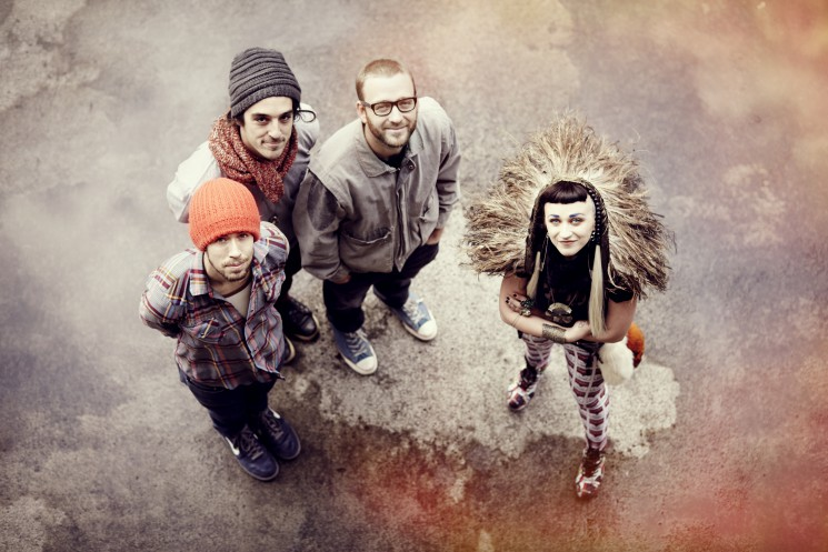 Review: Serendipity saved Hiatus Kaiyote in Hamburg