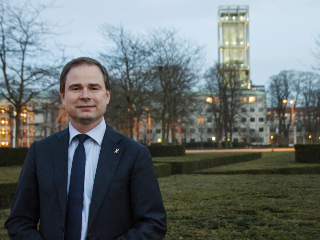 Interview with Defence Minister Nicolai Wammen