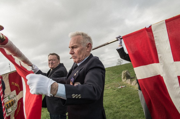 War and peace at the Danish-German border