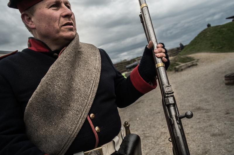 War and peace at the Danish-German border