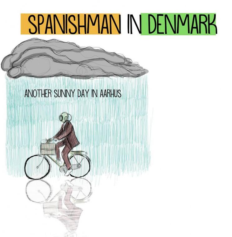 Danish winter: an allegory