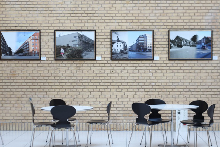 New photo exhibition in Aarhus makes time travelling possible