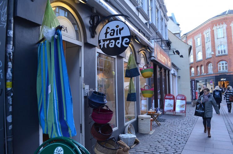 Making justice: Aarhus shop champions fair trade