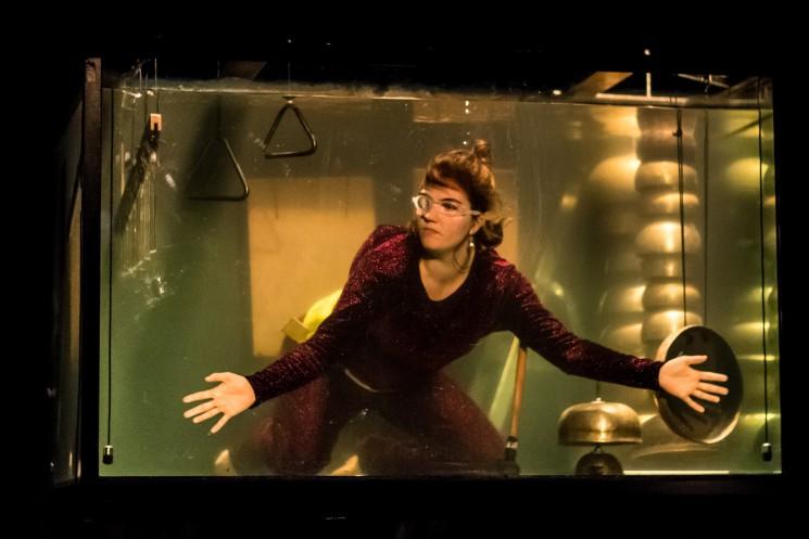Between the Sound Waves: Underwater Music