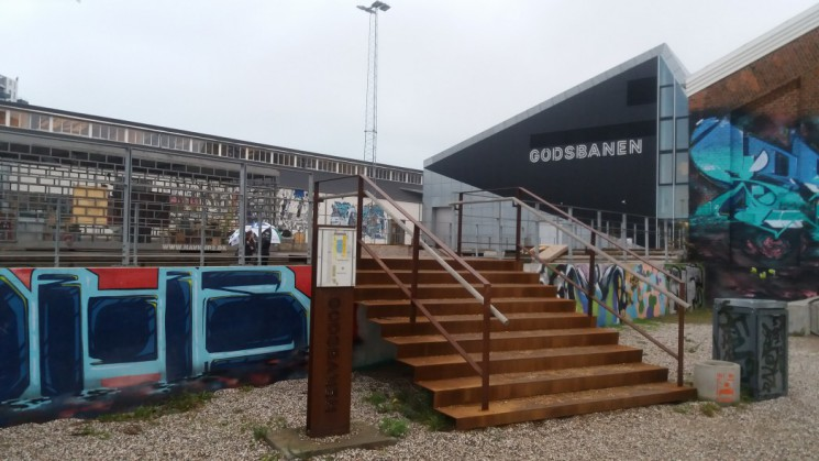 Godsbanen: Open Space for Artsy Exchange