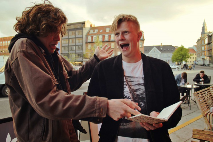 No dignity. No education. No prospects. Is stand-up comedy from Jutland the new punk?