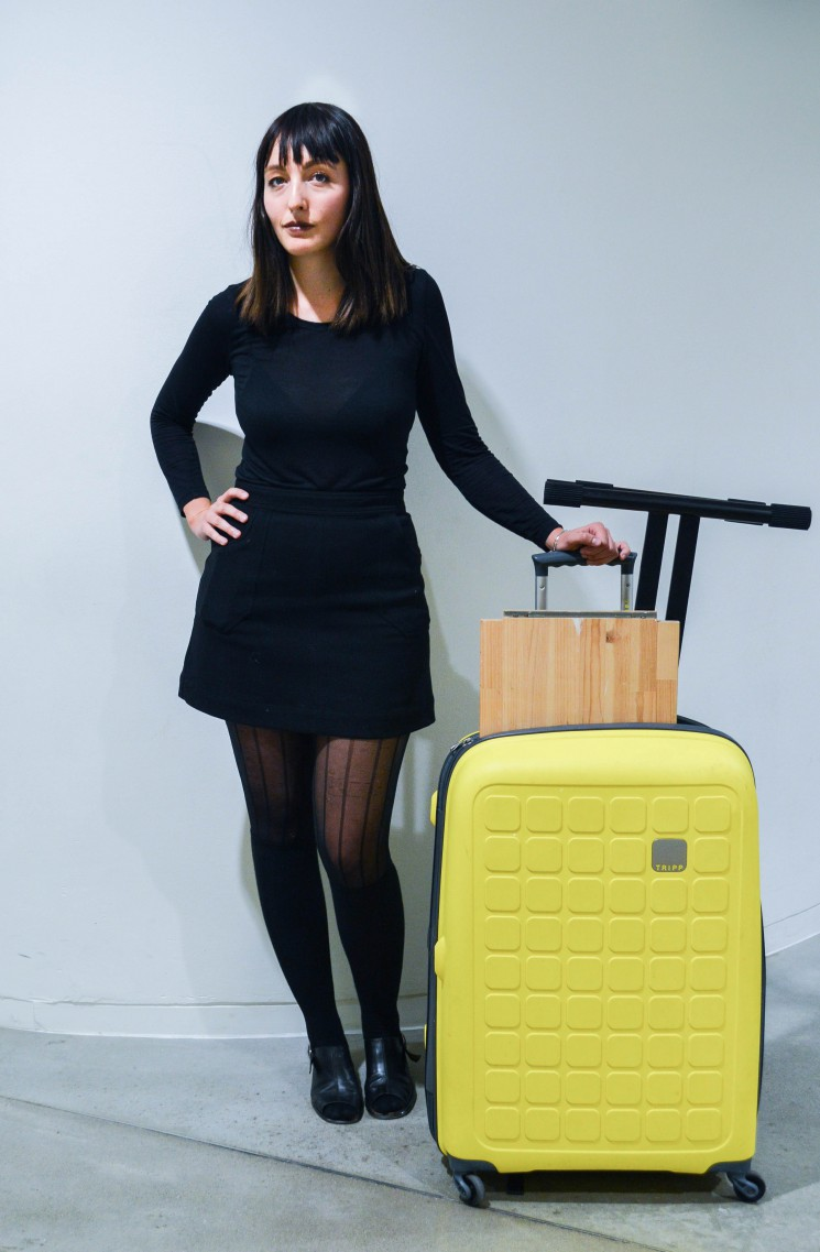 Music Review: Helena Rebensdorff, the girl with the yellow suitcase