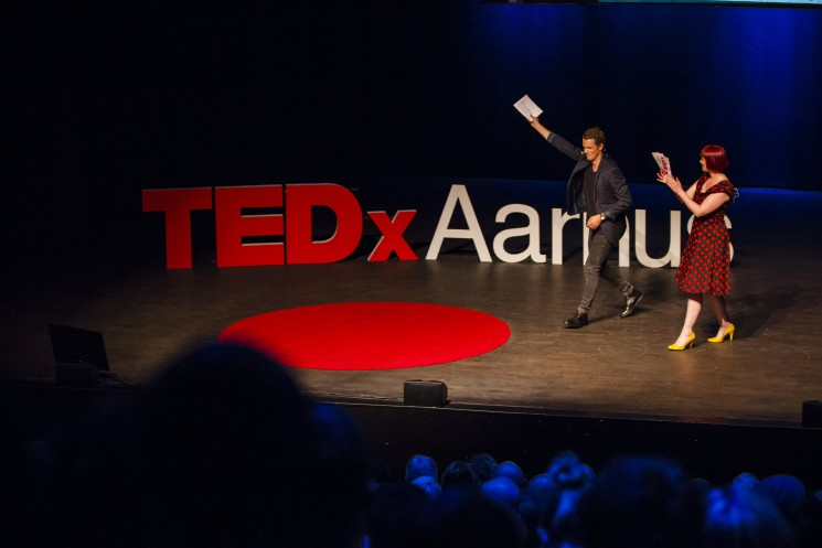 TEDx Aarhus: A journey to the moon and back…