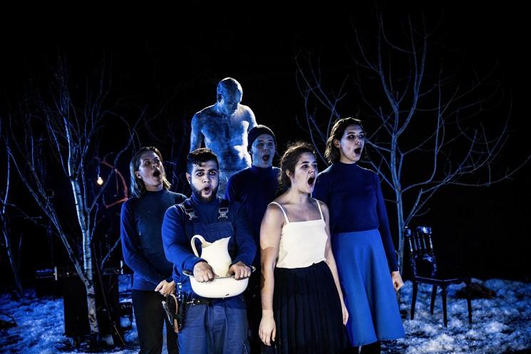 Theatre Review: Den Rene Rum @ Aarhus Theatre