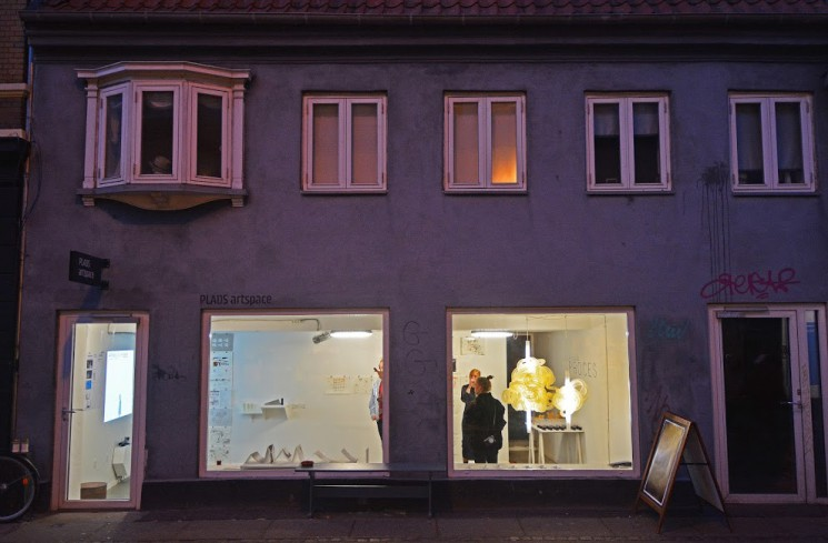 Art Exhibition: PROCES by Holm/Ibjerg @ PLADS Artspace