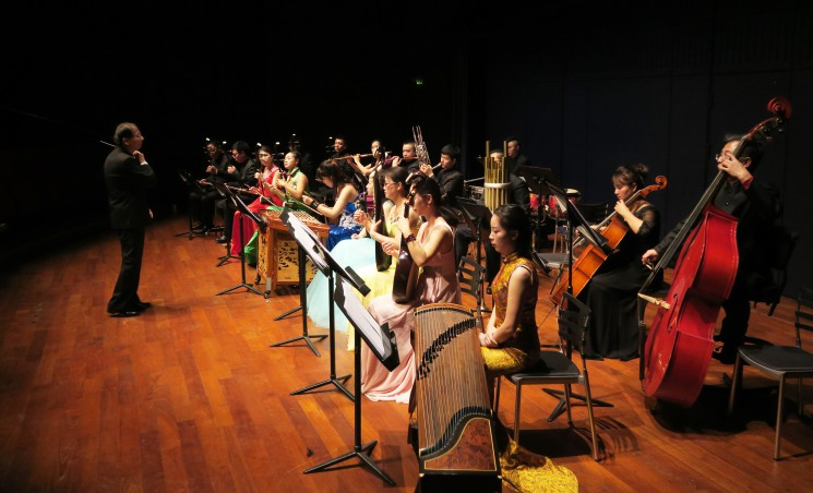 Music Review: Shanghai Chinese Orchestra @ Musikhuset Aarhus