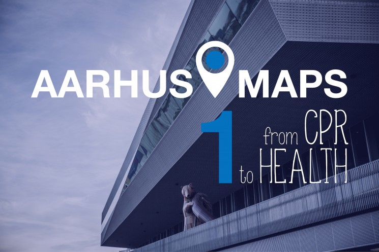 Aarhus on the map: From registration to healthcare