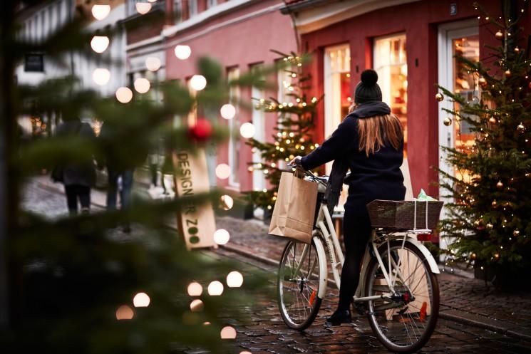 Spending Christmas away from home in Aarhus