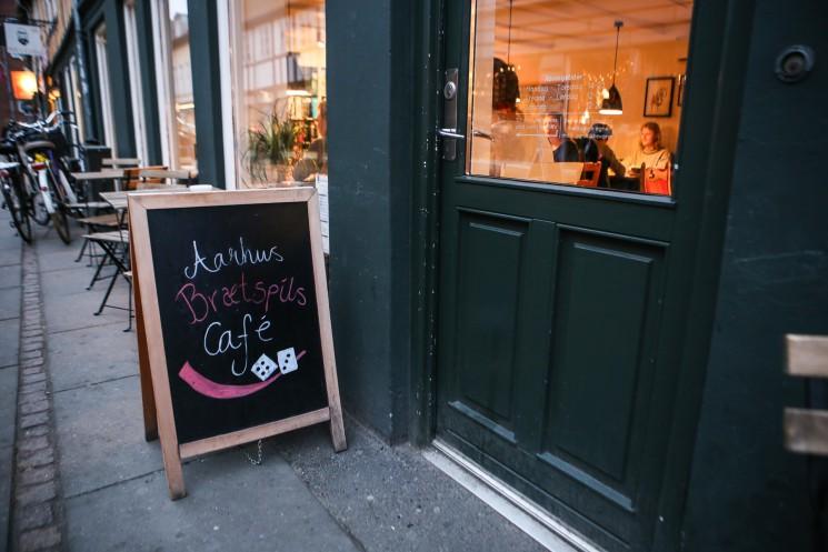 Aarhus Brætspilscafé: Not your usual coffee shop