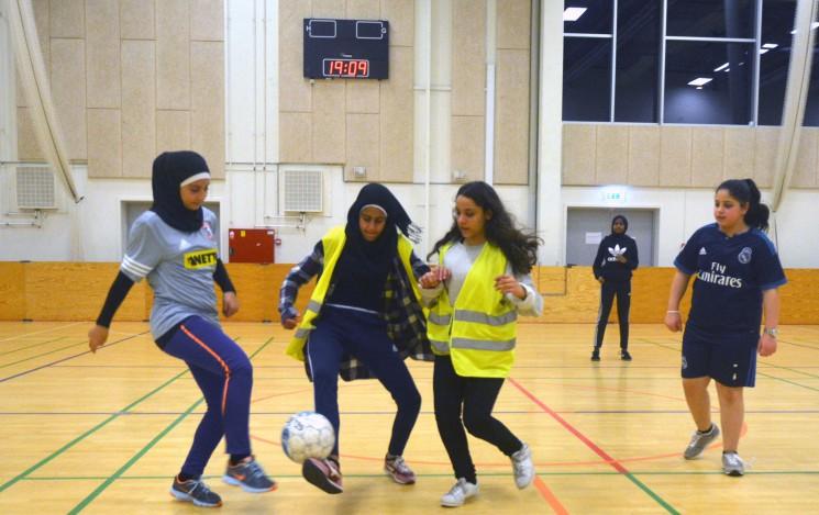 Encouraging diversity in sports @ ACFC Gellerup, Aarhus
