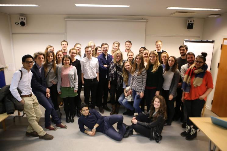 Rethinking international politics with Aarhus Model United Nations