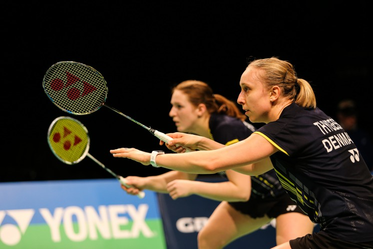 At national championships, players show why Denmark is a badminton powerhouse