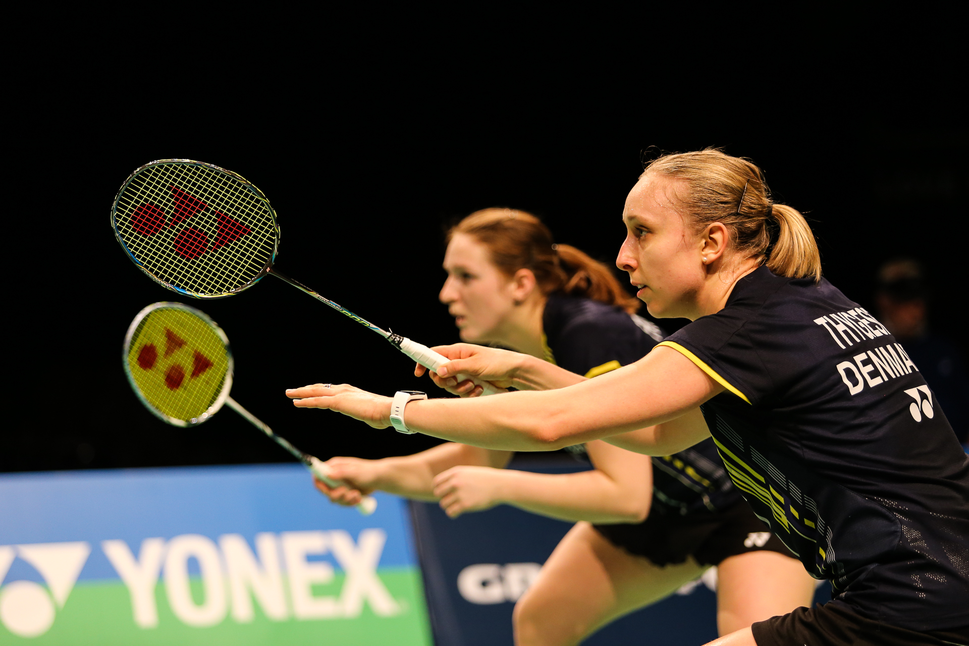 at national championships players show why denmark is a badminton