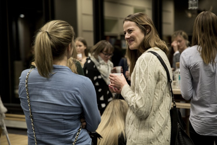 'Ladies First' launches international entrepreneuriship network for women in Aarhus