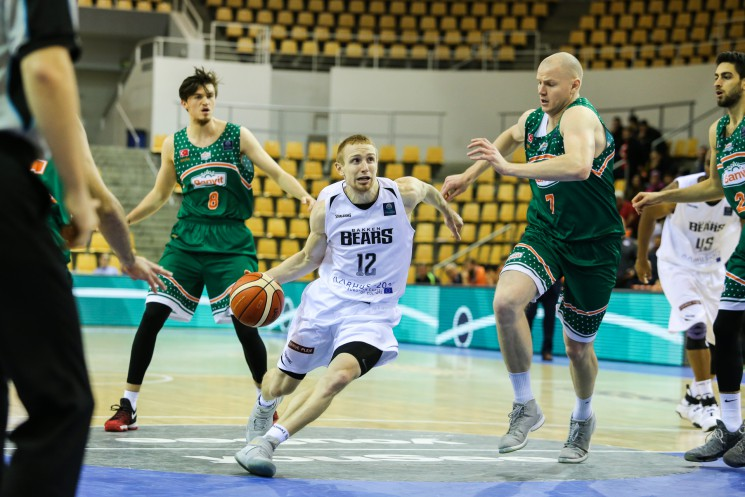 Bakken Bears show pride in Danish basketball