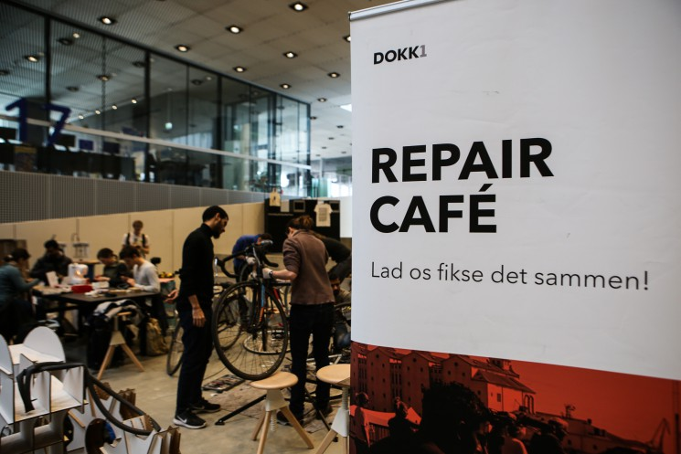 Upholding sustainable livelihoods with Repair Café, Aarhus