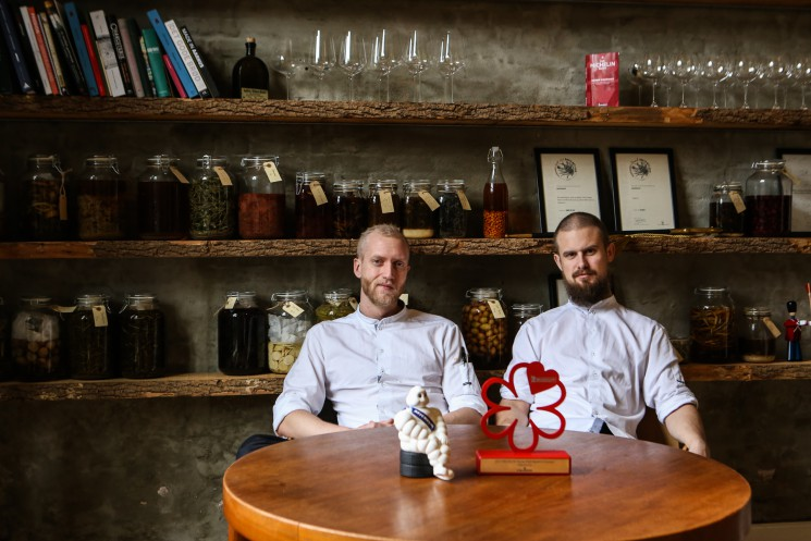 Restaurant Domestic strengthens Aarhus' place on the gastronomic map with a Michelin star