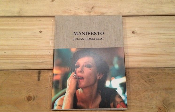 """Art got to exist for art's sake"" – Julian Rosefeldt presents 'Manifesto'"