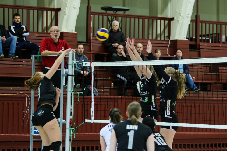 Danish amateur volleyball is hygge, but it needs to move towards professionalism