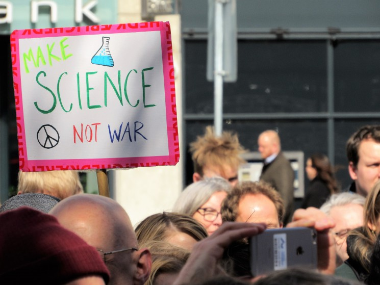 Earth Day: Aarhus part of the global movement in the March for Science