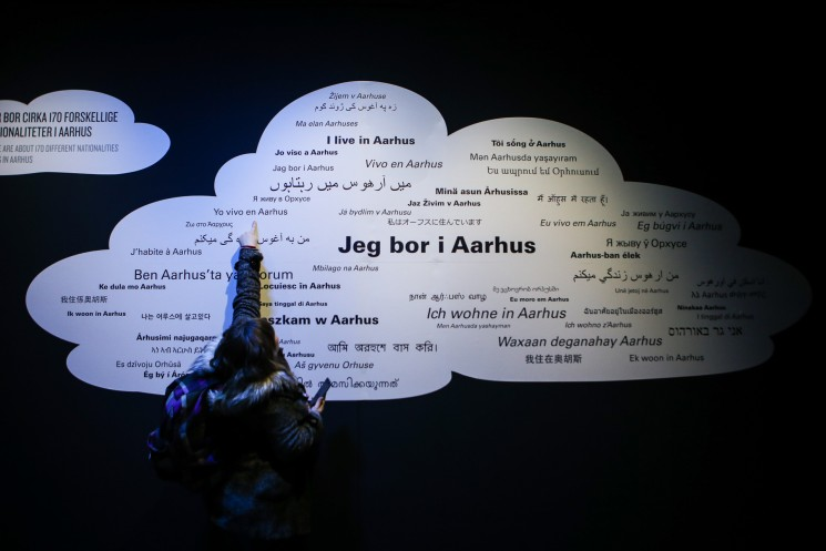 Let Aarhus tell you about Aarhus