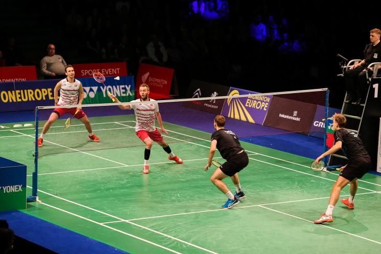 Denmark bags 10 medals in European Badminton Championships