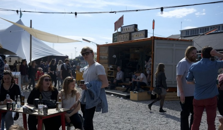 SPOTGastro: Food at the fest
