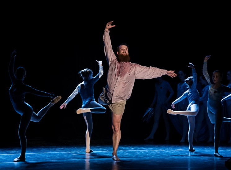 Spring Forward 2017: Contemporary dance and the anatomy of muscles