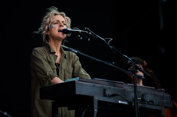 Agnes Obel took us on a magical movie ride of dreams at Northside
