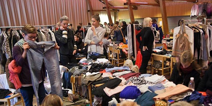 Studenterhus' secondhand bazar is coming