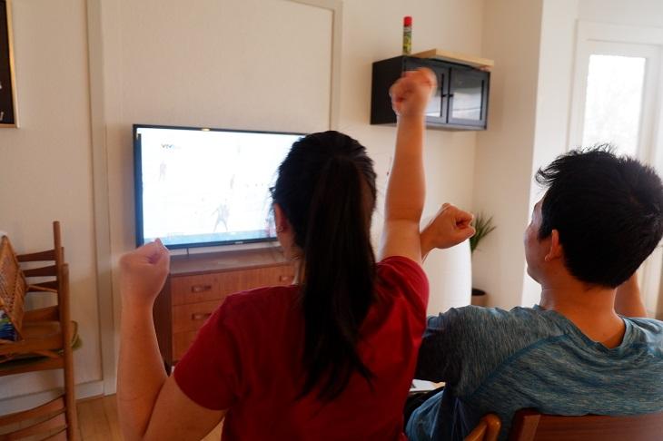 Vietnamese in Aarhus grasped by football fever back home