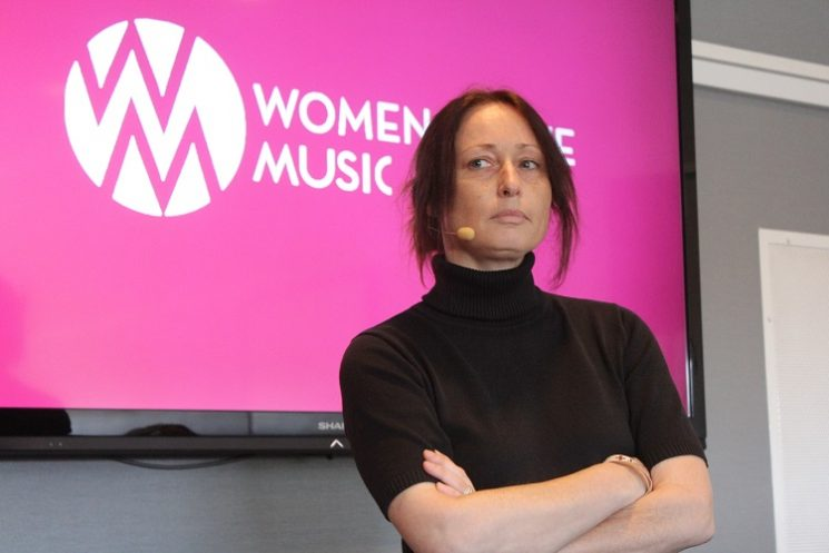 Women in Live Music talk diversity at SPOT+