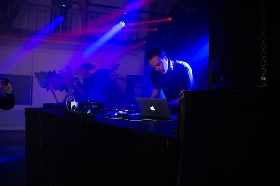The techno scene debuts in Spot Festival