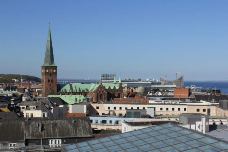 Aarhus, a city that is beautiful and smart