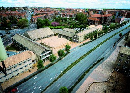 Studenterhus: the heart of Aarhus University