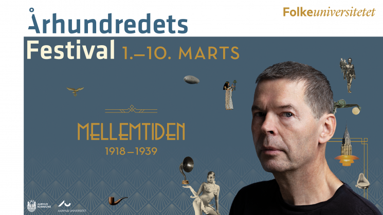 Århundredets Festival 2019 – a chance to experience the Interwar years