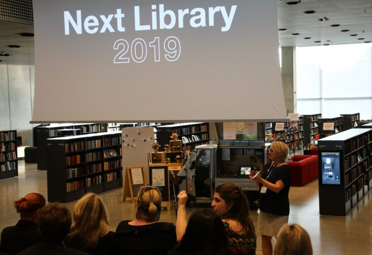 NEXT LIBRARY 2019 invites the world to DOKK1