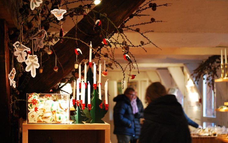 How to enjoy the winter holidays in Aarhus
