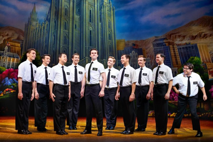 The Book of Mormon in Aarhus: Should it all be laughed away?