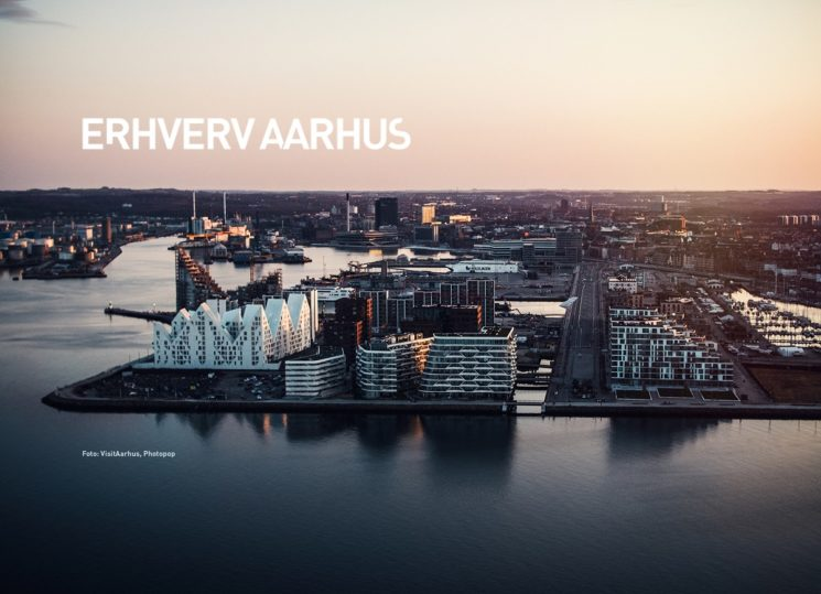 Erhverv Aarhus assists small and medium-sized business to regain strength after the COVID lockdown